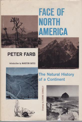 Image for FACE OF NORTH AMERICA The Natural History of a Continent