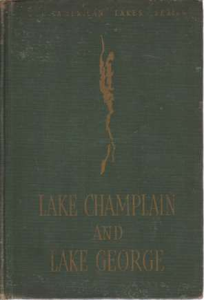 Image for LAKE CHAMPLAIN AND LAKE GEORGE