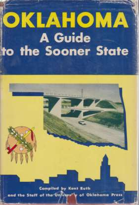 Image for OKLAHOMA A Guide to the Sooner State