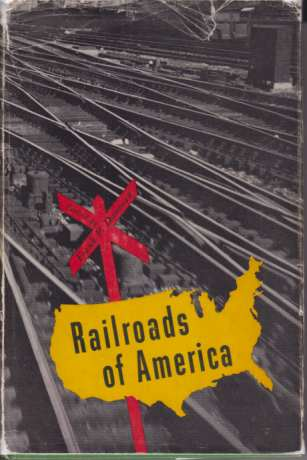 Image for RAILROADS OF AMERICA