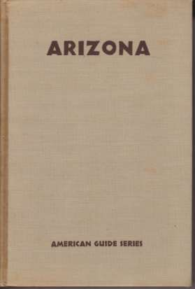 Image for ARIZONA A State Guide