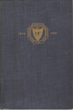 HISTORY OF MILFORD CONNECTICUT 1639-1939