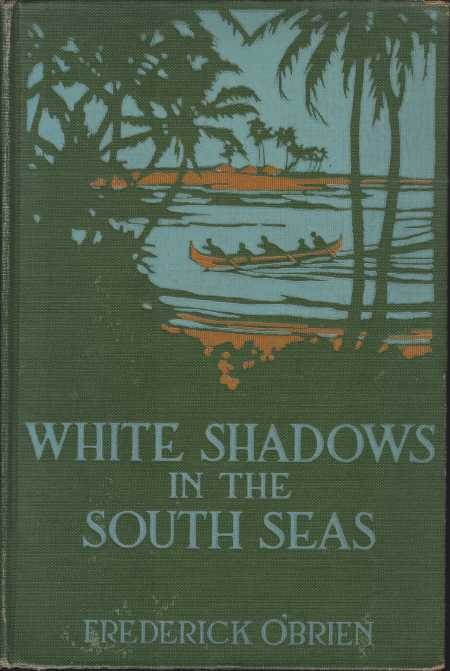 Image for WHITE SHADOWS IN THE SOUTH SEAS