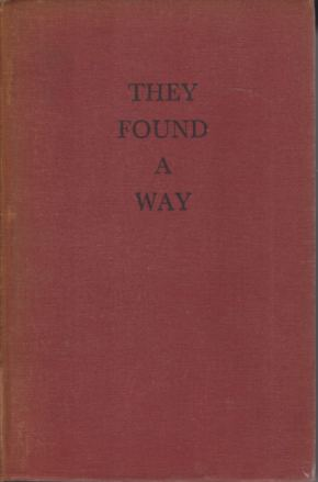 Image for THEY FOUND A WAY Connecticut's Restless People