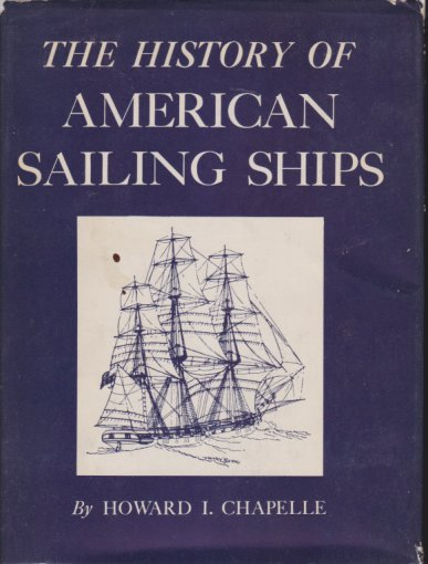 Image for THE HISTORY OF AMERICAN SAILING SHIPS