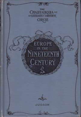 Image for EUROPE IN THE NINETEENTH CENTURY