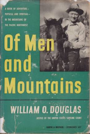 Image for OF MEN AND MOUNTAINS