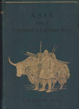 Image for ASIA [TWO VOLUMES SET] Vol I. : Northern and Eastern Asia. Vol. II: Southern and Western Asia