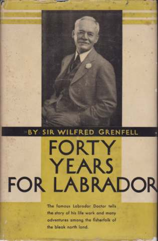 Image for FORTY YEARS FOR LABRADOR