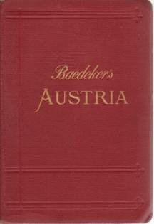 Image for AUSTRIA Together with Budapest, Prague, Karlsbad, Marienbad