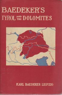 Image for TYROL AND THE DOLOMITES Including the Bavarian Alps
