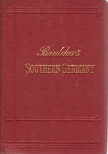 Image for SOUTHERN GERMANY Baden, Black Forest, Wurtemberg, and Bavaria