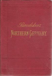 NORTHERN GERMANY Handbook for Travellers