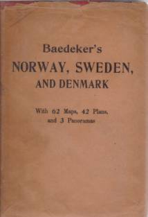 Image for NORWAY, SWEDEN, AND DENMARK With Excursions to Iceland and Spitzbergen