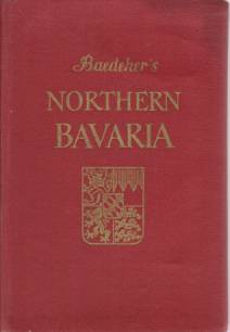 Image for NORTHERN BAVARIA Handbook for Travellers
