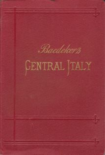 CENTRAL ITALY AND ROME Handbook for Travellers