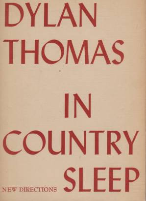 Image for IN COUNTRY SLEEP