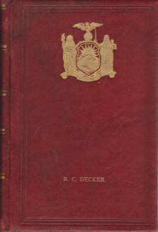Image for MANUAL FOR THE USE OF THE LEGISLATURE OF THE STATE OF NEW YORK 1903 Prepared Pursuant to the Provisions of Chapter 683 Laws of 1892
