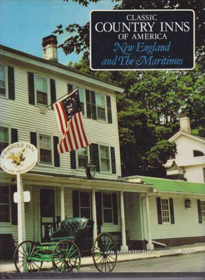 Image for INNS OF NEW ENGLAND AND THE MARITIMES