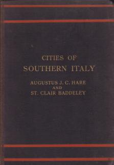 Image for CITIES OF SOUTHERN ITALY