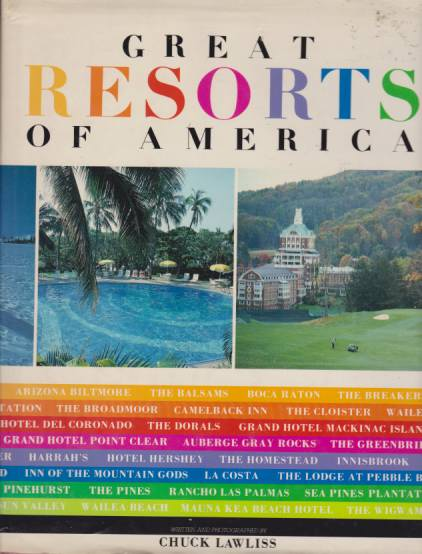 Image for GREAT RESORTS OF AMERICA