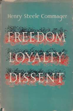 Image for FREEDOM LOYALTY DISSENT