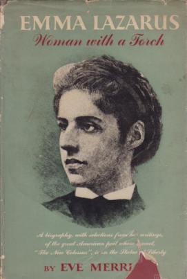 Image for EMMA LAZARUS Woman with a Torch