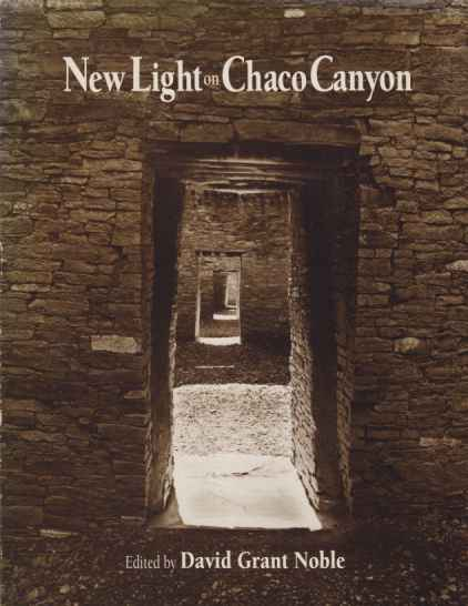 Image for NEW LIGHT ON CHACO CANYON