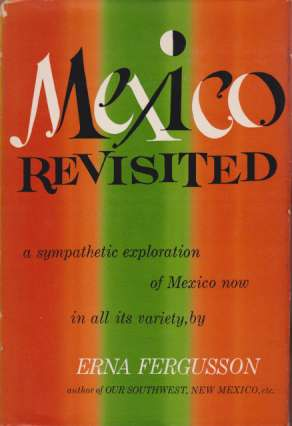 Image for MEXICO REVISITED
