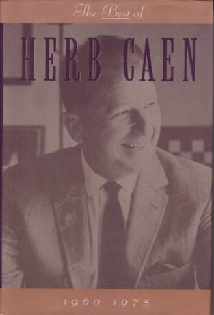 Image for THE BEST OF HERB CAEN