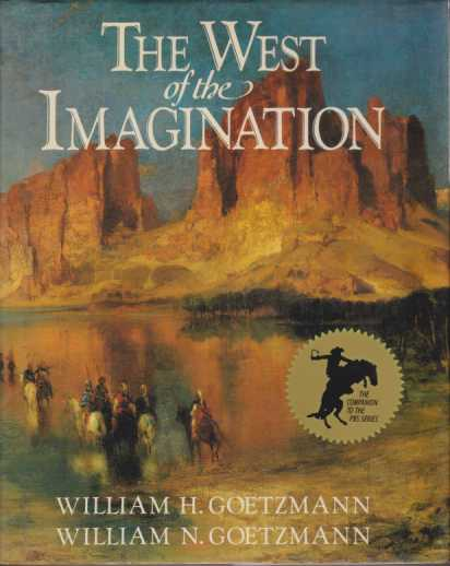Image for THE WEST OF THE IMAGINATION