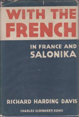 Image for WITH THE FRENCH IN FRANCE AND SALONIKA