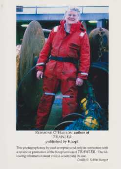 Image for TRAWLER A Journey through the North Atlantic