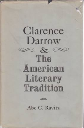 Image for CLARENCE DARROW AND THE AMERICAN LITERARY TRADITION
