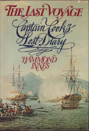 Image for THE LAST VOYAGE Captain Cook's Lost Diary
