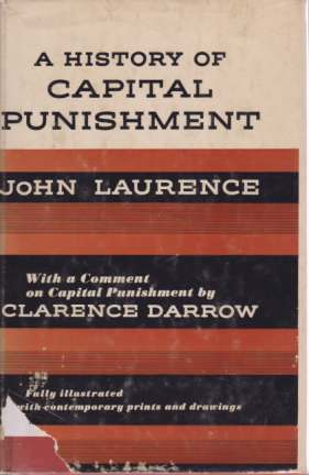 Image for A HISTORY OF CAPITAL PUNISHMENT
