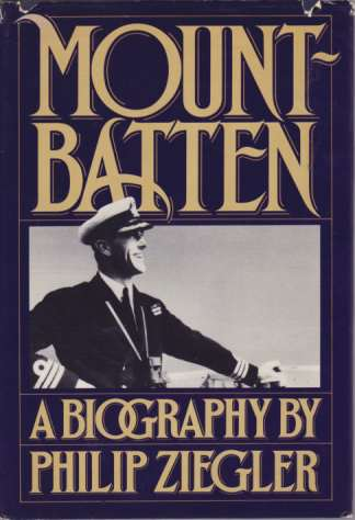 Image for MOUNTBATTEN A Biography