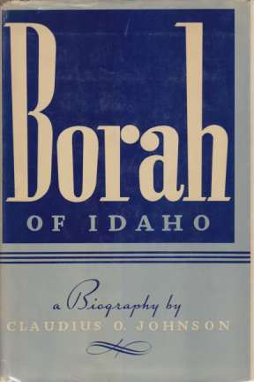 Image for BORAH OF IDAHO