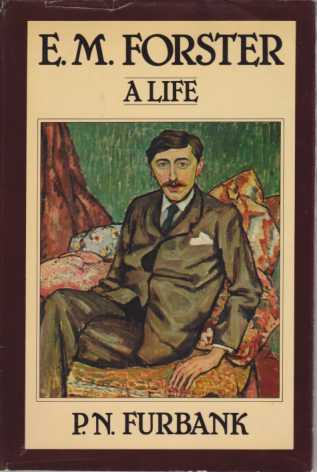 Image for E. M. FORSTER A Life