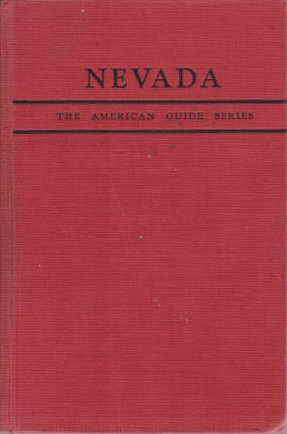 Image for NEVADA A Guide to the Silver State