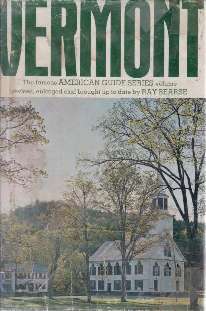 Image for VERMONT A Guide to the Green Mountain State