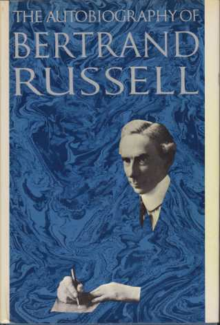 Image for THE AUTOBIOGRAPHY OF BERTRAND RUSSELL 1872-1914