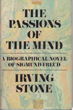 Image for THE PASSIONS OF THE MIND A Novel of Sigmund Freud