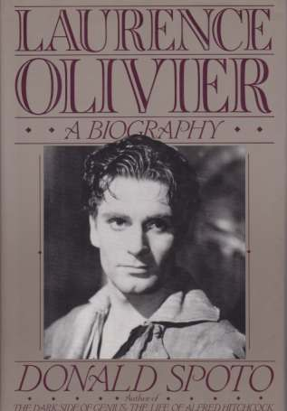 Image for LAURENCE OLIVIER A Biography