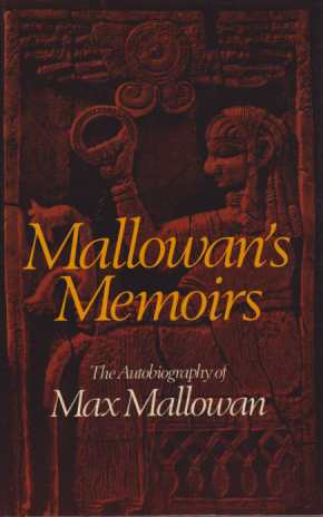 Image for MALLOWAN'S MEMOIRS