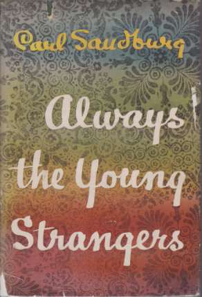 Image for ALWAYS THE YOUNG STRANGERS