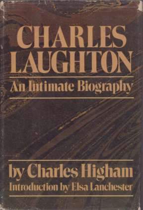 Image for CHARLES LAUGHTON An Intimate Biography