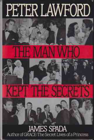Image for PETER LAWFORD The Man Who Kept the Secrets
