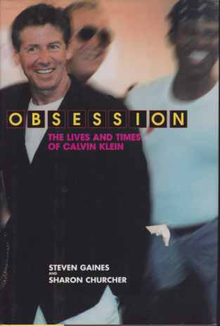 Image for OBSESSION The Lives and Times of Calvin Klein