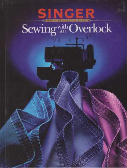 Image for SEWING WITH AN OVERLOCK